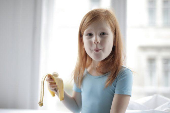 Qué alimentos debe comer un niño con asma