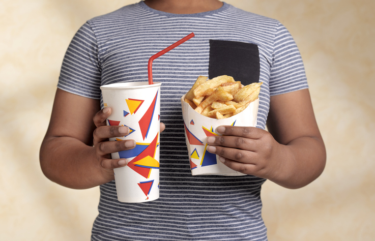 causas de la obesidad según un estudio científico