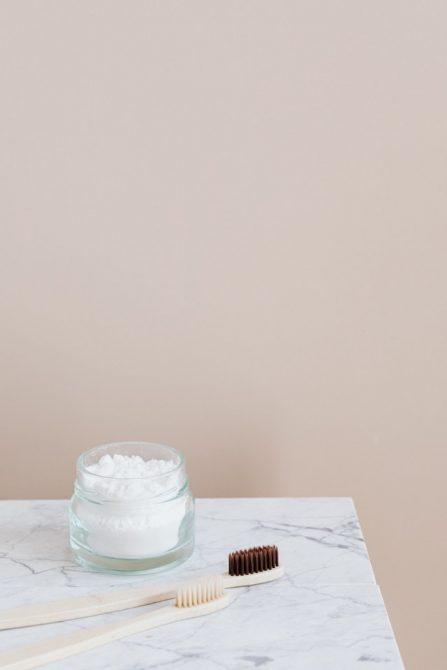 cómo hacer enjuague bucal casero con bicarbonato de sodio
