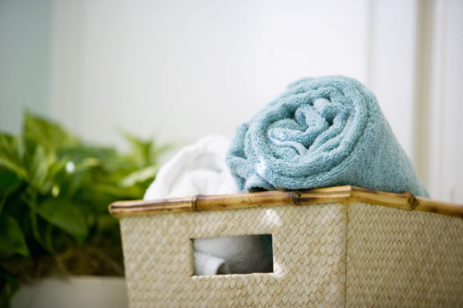 ideas para reciclar las toallas viejas