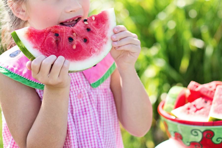 Nutrientes para niños