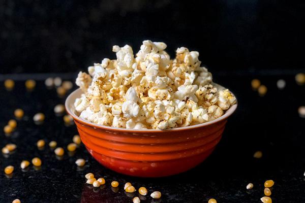 Como hacer palomitas de maiz
