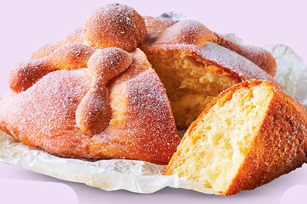 calorías de un pan de muerto