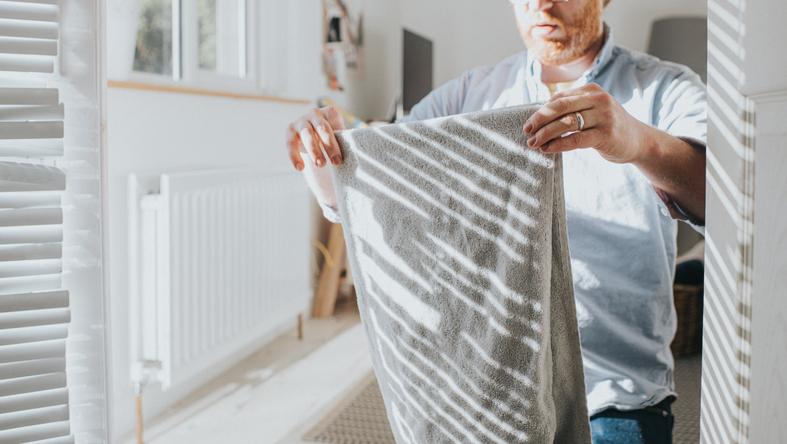 qué hacer con las toallas viejas