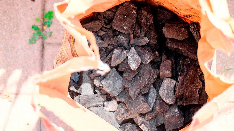 usos del carbón en el hogar