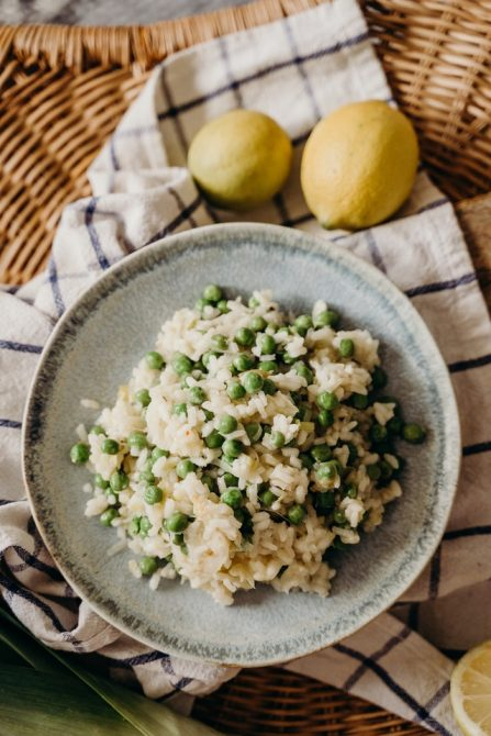 arroz dieta blanda
