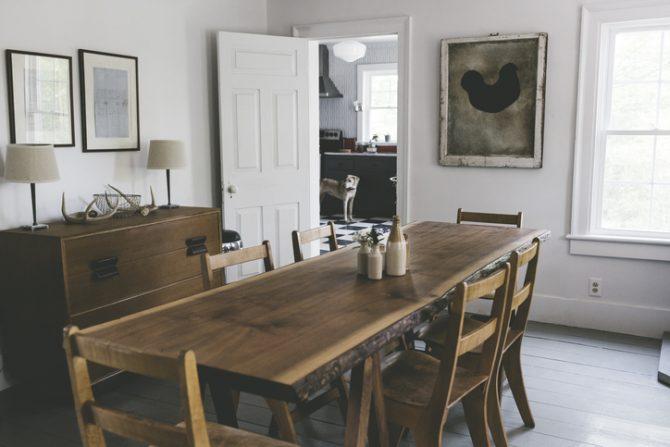 cómo limpiar muebles de madera con productos caseros