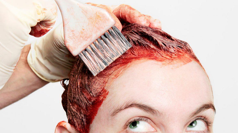 Cómo pintar el cabello sin tinte con betabel