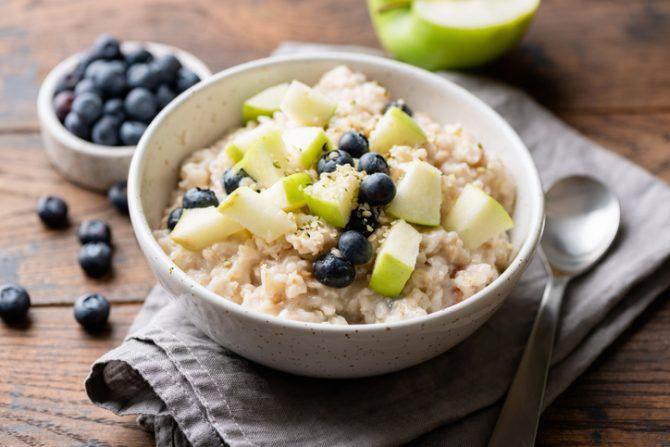qué le pasa a tu cuerpo si desayunas avena todos los días